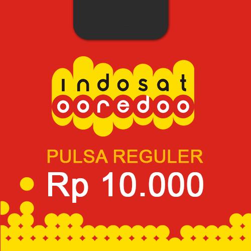 PULSA Indosat - Indosat 10.000