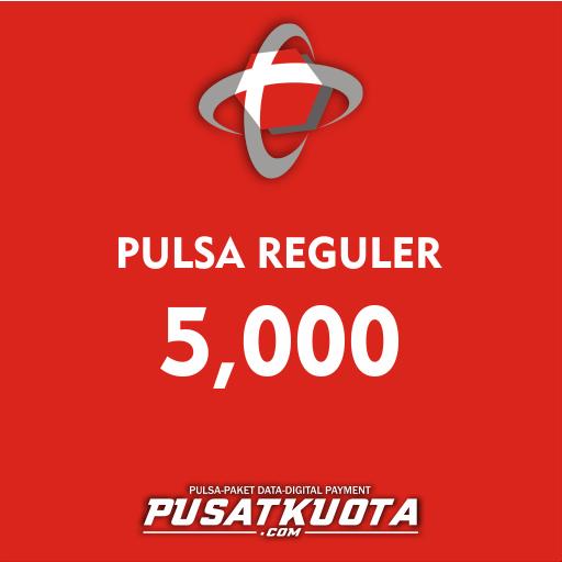 PULSA Telkomsel - Telkomsel 5.000 [PROMO]