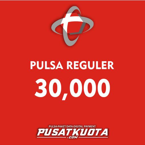 PULSA Telkomsel - Telkomsel 30.000 (PROMO)