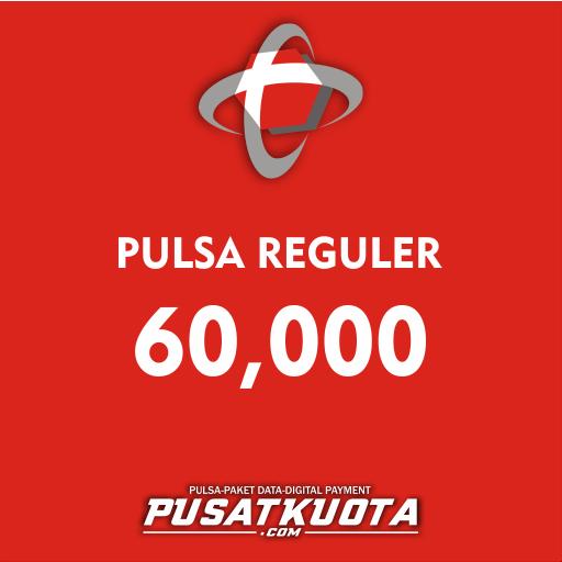 PULSA Telkomsel - Telkomsel 60.000
