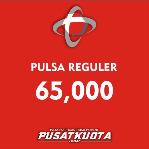 PULSA Telkomsel - Telkomsel 65.000