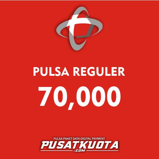 PULSA Telkomsel - Telkomsel 70.000