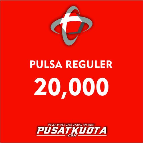 PULSA Telkomsel - Telkomsel 20.000 (PROMO)