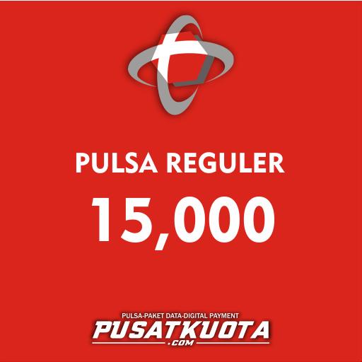 PULSA Telkomsel - Telkomsel 15.000