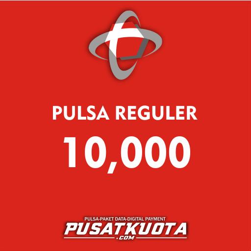 PULSA Telkomsel - Telkomsel 10.000 (Super PROMO)