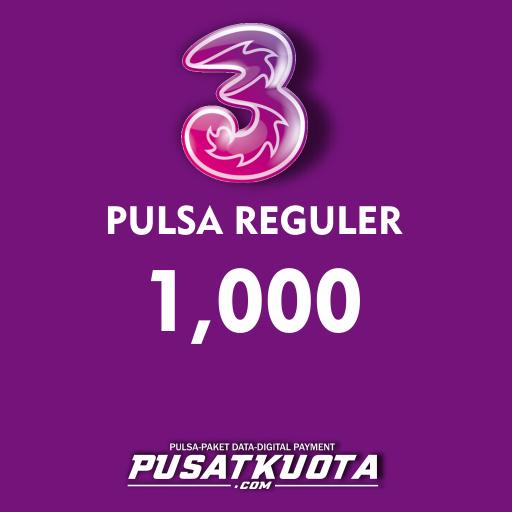 PULSA Three - Three 1.000