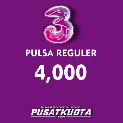 PULSA Three - Three 4.000