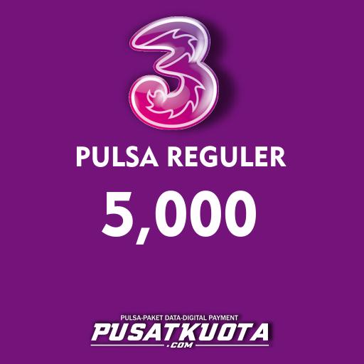 PULSA Three - Three 5.000