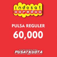 Indosat 60.000