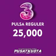 Three 25.000