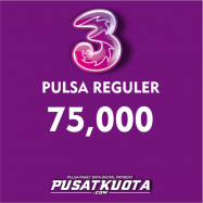 Three 75.000