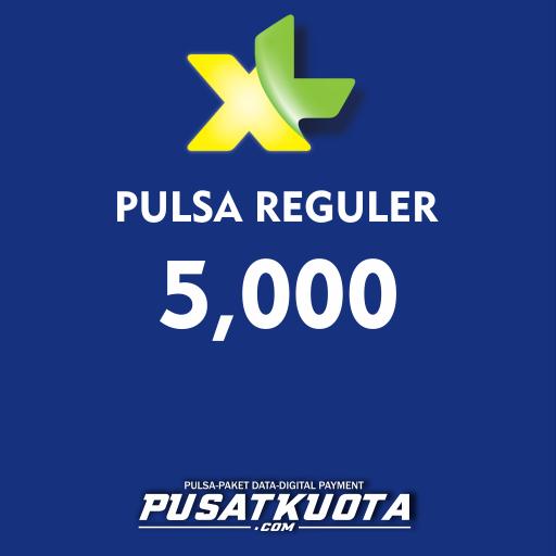 PULSA XL - XL 5.000 (PROMO)