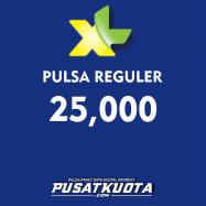 PULSA XL - XL 25.000