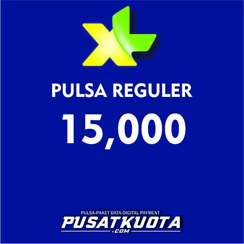 PULSA XL - XL 15.000 (PROMO)