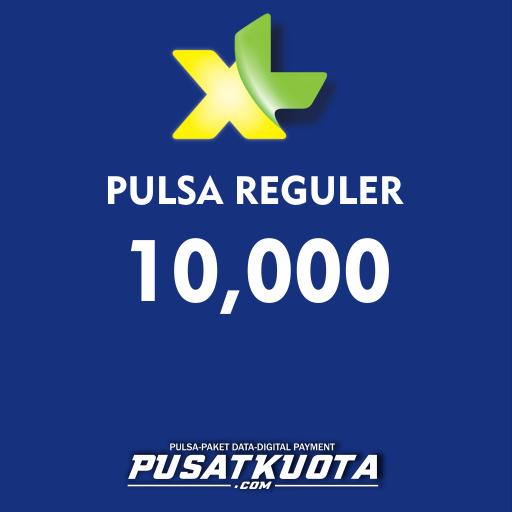PULSA XL - XL 10.000 (PROMO)
