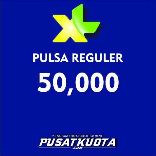 PULSA XL - XL 50.000 (PROMO)