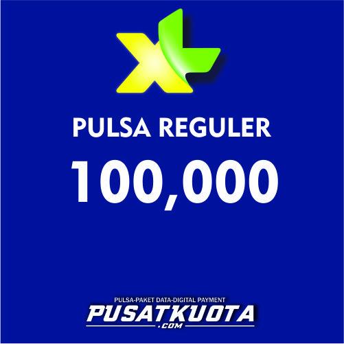 PULSA XL - XL 100.000 (PROMO)